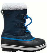 Sorel Children's Yoot Pac Nylon Collegiate Navy & Super Blue