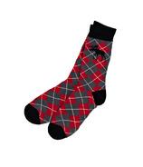 Hatley Men's Crew Socks Moose Argyle