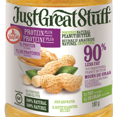 Betty Lou\'s Just Great Stuff Protein Plus Powdered Peanut Butter