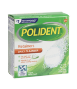 Polident Retainers Daily Cleanser