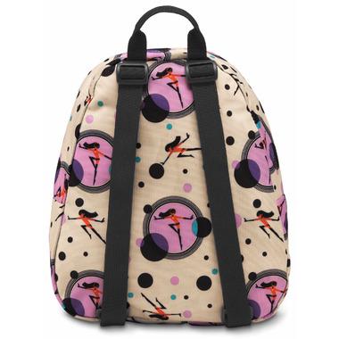Jansport Half Pint Mini Backpack Incredibles Violet Dot