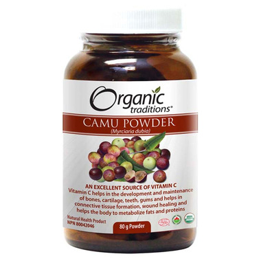 Organic Traditions Camu Powder