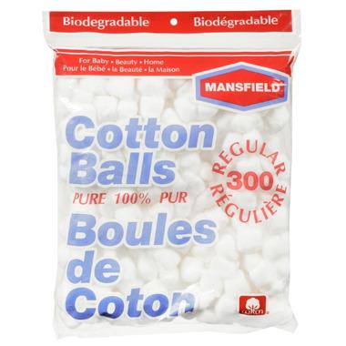 Mansfield Regular Size Cotton Balls