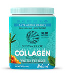 Sunwarrior Collagen Building Protein Peptides Plant Based Natural