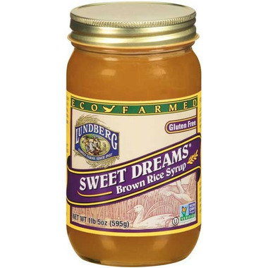 Lundberg Nutra-Farmed Sweet Dreams Brown Rice Syrup