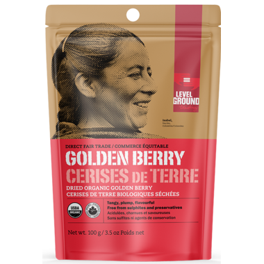Level Ground Organic Dried Golden Berry