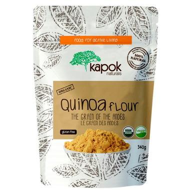 Kapok Naturals Organic Quinoa Flour