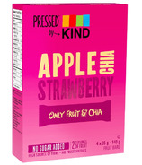 Pressed by KIND Apple Strawberry Chia Bars