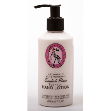 Town Talk Eco English Rose Hand Lotion