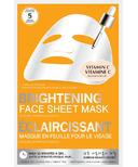 Danielle Creations Brightening Sheet Masks