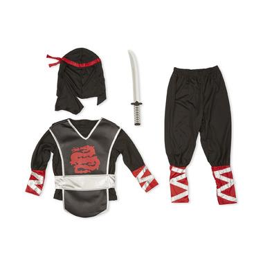 Melissa & Doug Ninja Role Play Costume Set