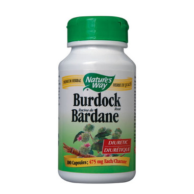 Nature\'s Way Organic Burdock Root