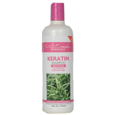 Mill Creek Keratin Shampoo
