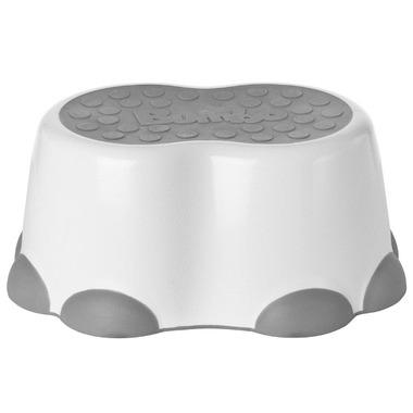 Bumbo Step Stool Grey & White