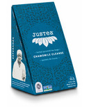 JusTea Herbal Pyramid Tea Bags Chamomile Cleanse
