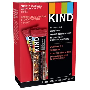 KIND Bars Cherry Cashew & Dark Chocolate