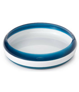 OXO Tot Training Plate with Removable Ring Navy