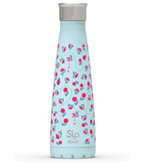 S'ip x S'well Water Bottle Radical Rose