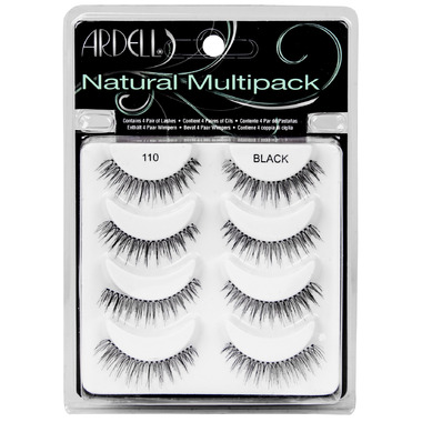 Ardell Natural Style 110 Multipack False Lashes