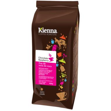 Kienna Coffee Roasters Chocolate Raspberry Coffee
