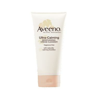 Aveeno Ultra-Calming Moisturizing Cream Cleanser