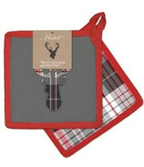 Domay Elk Pot Holder Set
