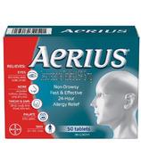 Aerius Allergy Medicine Fast Relief 24-Hour Non-Drowsy