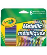 Crayola Fine Line Metallic Markers