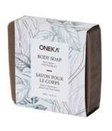 Oneka Sea Mud and Peppermint Soap Bar