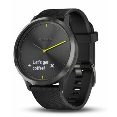 Garmin Vivomove HR Sport Black