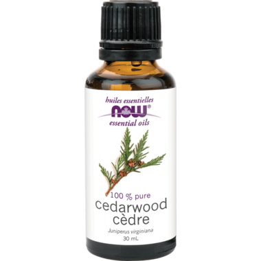 NOW Essential Oils Cedarwood Oil