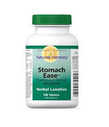 Nature's Harmony Stomach Ease Herbal Laxative