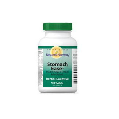 Nature\'s Harmony Stomach Ease Herbal Laxative