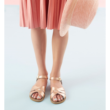 Salt Water Sandals Original Adult Rose Gold