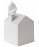 Umbra Casa Tissue Box Cover in White