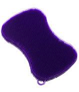 Kuhn Rikon Silicone Dish Scrubby Purple