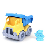 Green Toys Dump Truck Blue and Yellow