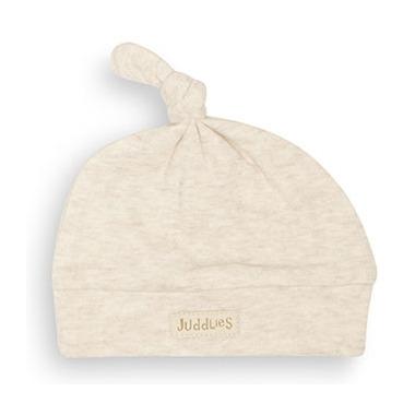 Juddlies Newborn Cap Oatmeal
