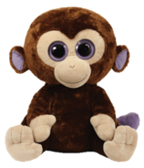 Ty Beanie Boo's Coconut The Monkey