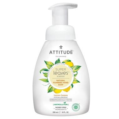 ATTITUDE Super Leaves Foaming Hand Soap Lemon Leaves