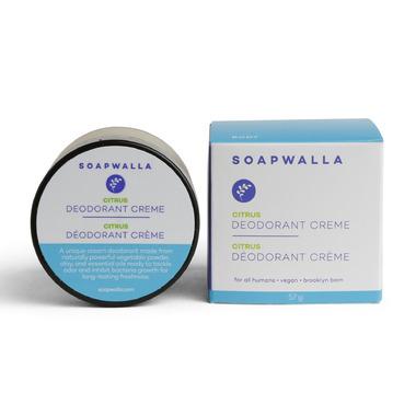 Soapwalla Deodorant Cream Citrus