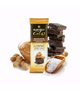 RAW REVOLUTION GLO-Peanut Butter Dark Chocolate & Sea Salt