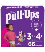 Huggies Sous-Vêtements d'Entraînement Pull-Ups Learning Designs pour Filles