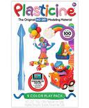 Plasticine 9 Colour Pack