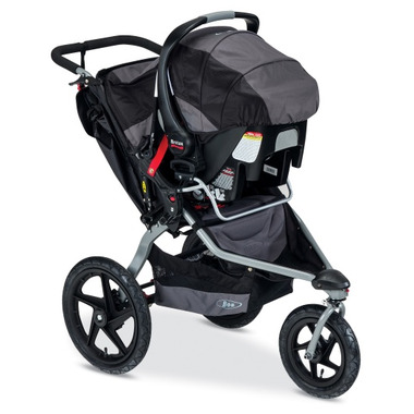 BOB Revolution SE Infant Car Seat Adapter B Safe Bundle