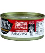 Raincoast Trading Sockeye Salmon