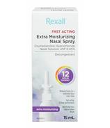 Rexall Fast Acting Extra Moisturizing Nasal Spray