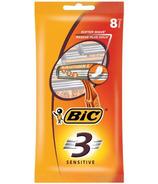 BIC 3 Disposable Razors