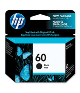 HP CC640WC140 Black Ink Cartridge