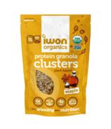 IWON Granola Clusters Maple
